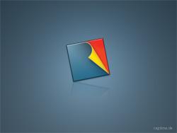 Bildschirmhintergrund mit RagTime-6-Icon (Wallpaper)