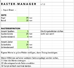 Rastermanager (macOS)